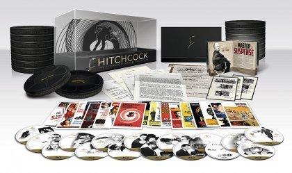 [media-dealer.de] Hitchcock Collection - Filmdosen (Blu-ray)