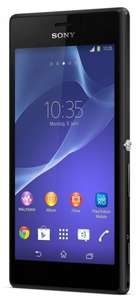 """Sony™ - Smartphone """"Xperia M2"""" (4.8"""" 960x540,8MP/AF/LED Cam,8GB,NFC,LTE,Android 4.3) in Schwarz ab €179.- [@Smartkauf.de]"""