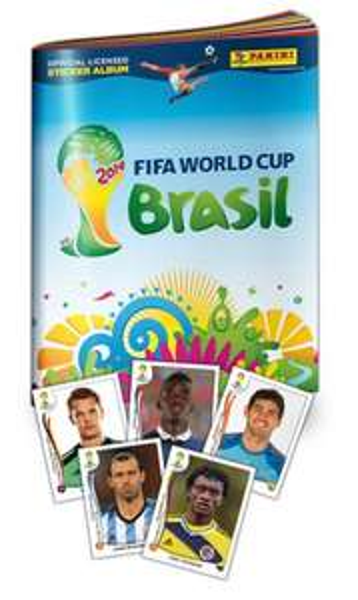 Panini FIFA WM 2014 Brazil Sticker Album Kostenlos