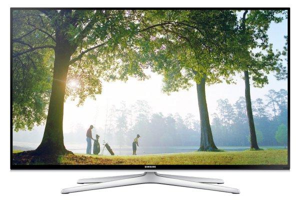 [Lokal Saturn]  Samsung UE55H6600 139 cm (55 Zoll) 3D LED-Backlight-Fernseher, EEK A+ (Full HD, 400Hz CMR, 2x DVB-T/C/S2, 2x CI+, WLAN, Smart TV  +  Samsung GALAXY Tab