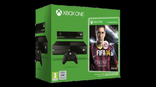 Xbox One mit FIFA 14 [Für Studenten]