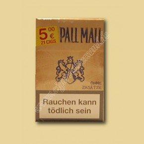 Pall Mall CashBack bei Rewe