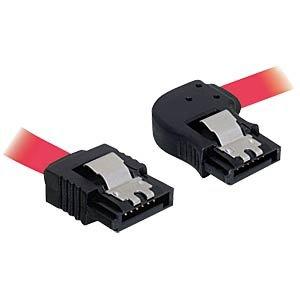 S-ATA Kabel für 10 Cent (rot & gelb, 50-100cm, +5,60€ Versand)