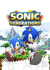 [Steam] Sonic Generations für 1,23 €