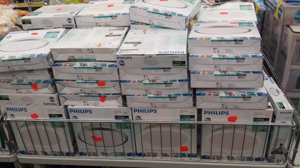 [Lokal]  Philips Myliving Denim LED Deckenleuchte für 9,95€ bei Kaufland Solingen