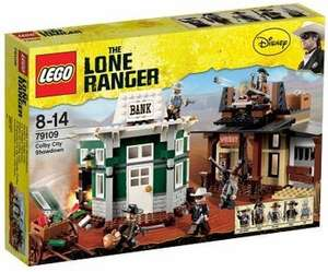 [offline] REAL - Leissling Lego 79109 Lone Ranger - Duell in Colby City u.v.m