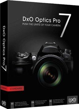 DxO Optics Pro 7 (Win/Mac) Kostenlos