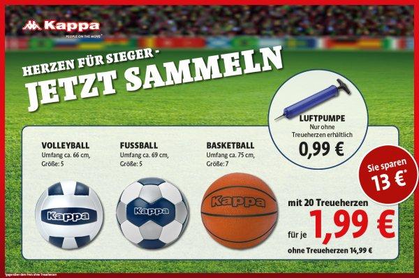 [Tengelmann] Luftpumpe Ballpumpe €0,99