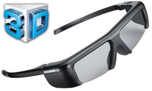 Samsung 3D Active Shutter Glasses SSG-3100GB