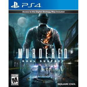 Murdered: Soul Suspect (PS4) für 26€ @Play Asia