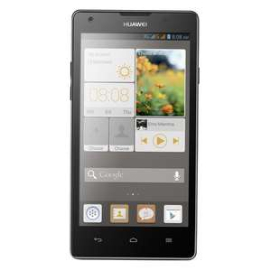 Huawei Ascend G700(5 Zoll, Dual SIM, 1,2GHz, Quad-Core, 2GB RAM, 8 MP, Android 4.2) für 164€ @Real