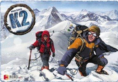 Brettspiel K2 bei Amazon für 20€ (versandkostenfrei)