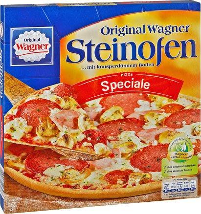 [Bundesweit?] Wagner Steinofen-Pizza @Kaufland [1,59 / 1,66 €]