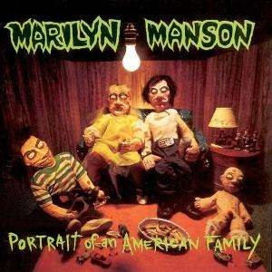 Marilyn Manson - Portrait Of An American Family [CD]  für 2.49€ @ play.com