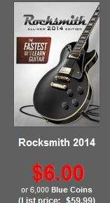 [Steam]Rocksmith 2014 Edition für $6 / 4,45€ Steam Preis 49,99€ =D