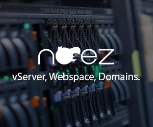 V-Server mit 2 GB Ram und 75GB für 4,50 Euro