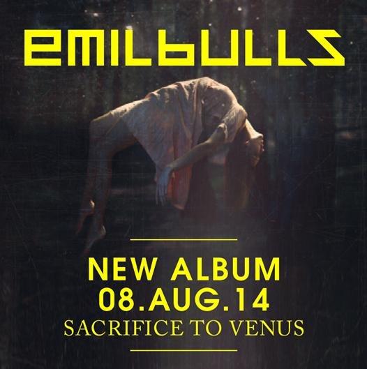 Neues Lied von Emil Bulls - Hearteater kostenlos zum Download