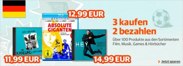 [Buch.de] 3 für 2 Aktion: Das Lied von Eis und Feuer 1-10 Hörbücher