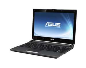 "ASUS U36SD-RX002V 13,3"" Macbook Air Alternative mit i5 (2.Gen), GT520M (Optimus) und 10h Akkulaufzeit"