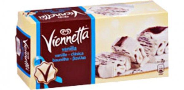 Für die heißen Tage  Langnese Viennetta bei Kaufland für 1,39€