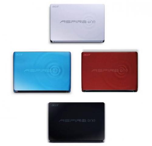 Netbook Acer Aspire One D257 (DualCore N570 2x1.66Ghz.,Win7) [@Otto.de]