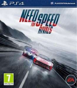 Need for Speed Rivals [PS4 / Download]