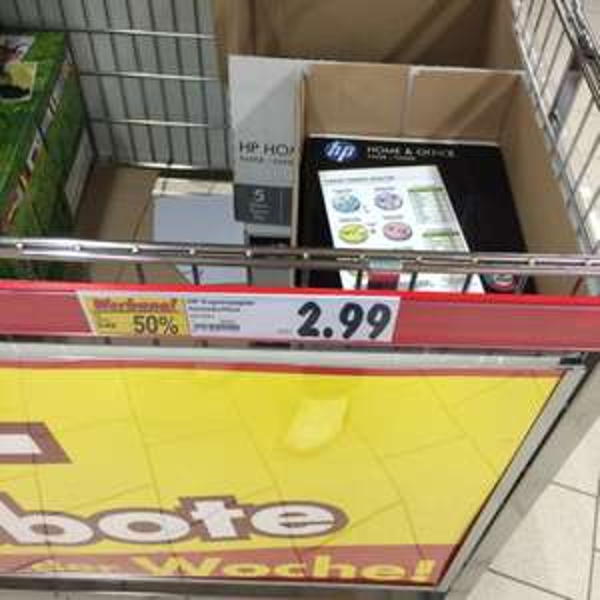 HP Druckerpapier 2,99€ [lokal?]
