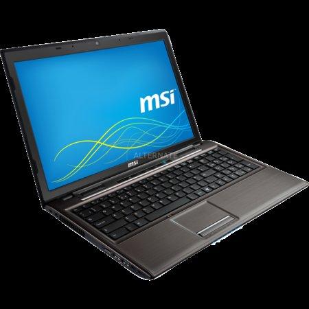 MSI Notebook CR61-i5U45FHDW7, i5, FULL HD + Versandfrei 549,- @ZackZack