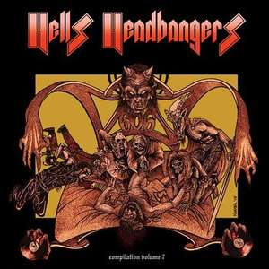 [Free MP3/FLAC-Sampler] HELLS HEADBANGERS Compilation Vol. 7