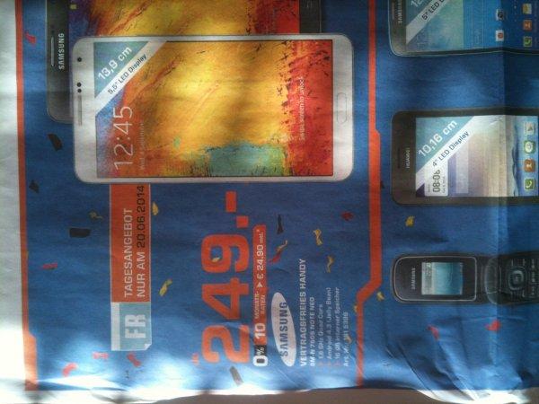 Samsung Galaxy Note 3 Neo (lokal Lünen)