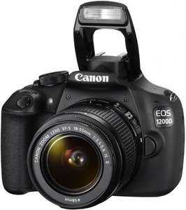 Canon EOS 1200D Kit 18-55 mm [Canon IS II] für 369€ @ EURONICS