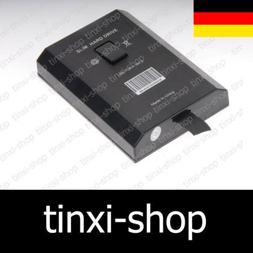 Microsoft XBOX 360 Slim 250 GB Festplatte f. XBOX360 S (eBay Powerseller tinxi-shop).