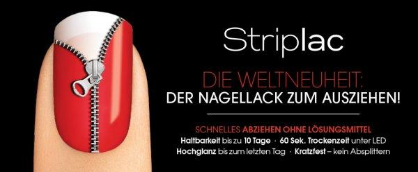 Douglas: 2 Alessandro Striplac Nagellacke (11% Rabatt) + Ware für 5,- Euro + 4 Gratisgeschenke + 2 Proben für 31,17