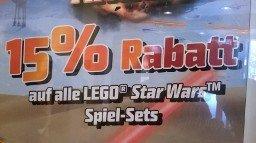 [Bremen] 15% Rabatt auf alle LEGO STAR WARS Spielsets, Galeria Kaufhof