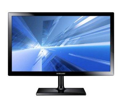 Samsung T24C350EW 61 cm (24 Zoll) LED-Monitor (VGA, HDMI, SCART, USB, 2ms Reaktionszeit) schwarz  wieder bei Amazon Blitzangebot!