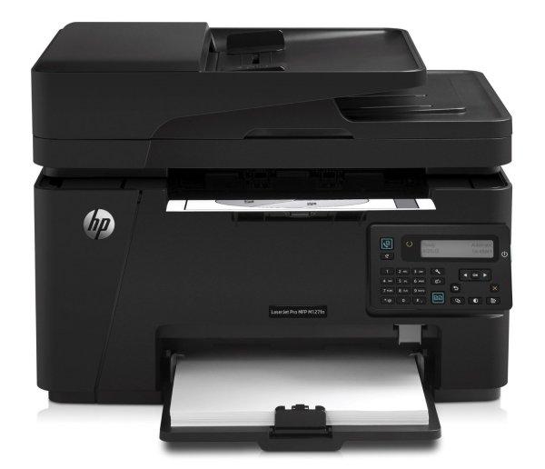 [Amazon] Blitzangebot + 40 € Cashback HP LaserJet Pro M125nw Laser-Multifunktionsdrucker