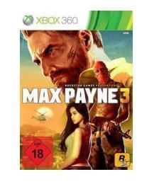 Max Payne 3 (360) für 5 € @MediaMarkt