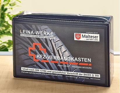 KFZ- Verbandkasten bei Kaufland für 4,99 bzw. 5,99