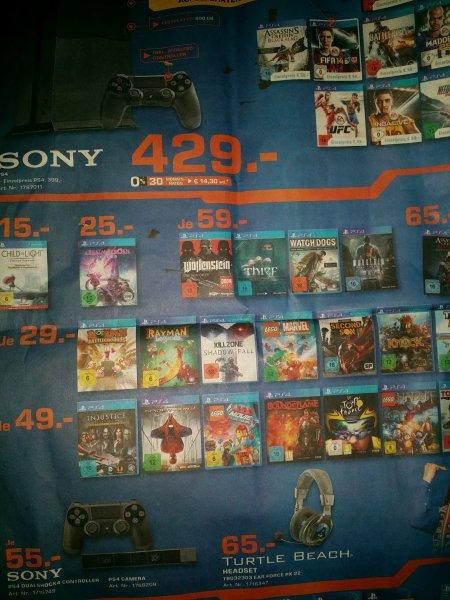 PS4 Killzone Shadow fall USW