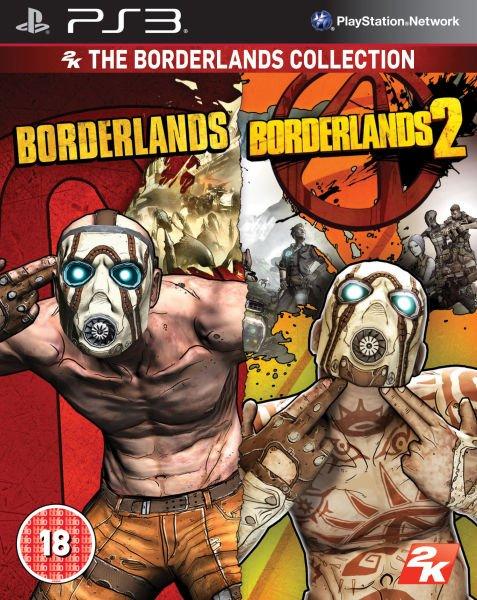 Borderlands 1 + 2 (PS3) für 11,29€ @Zavvi.es