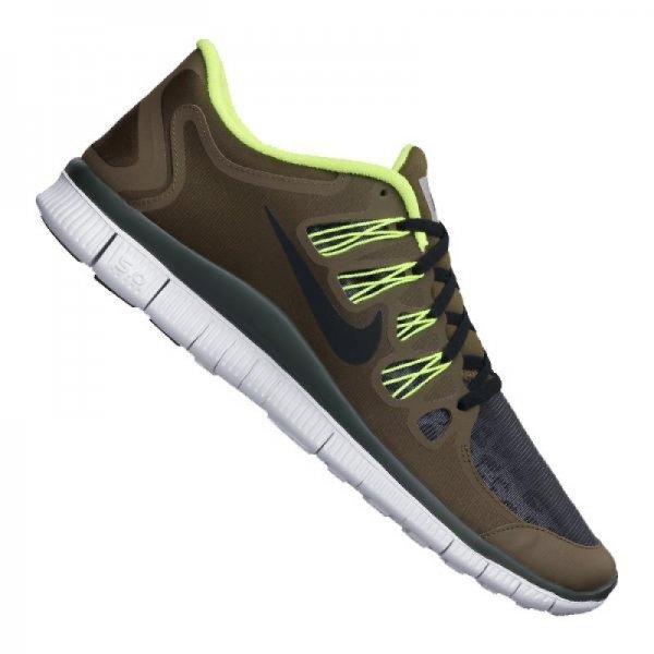 Nike Free 5.0+ Running @11teamsports