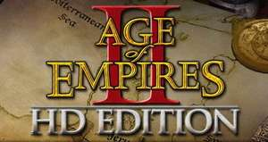[Steam] Age of Empires II HD @Humble Store (3,80€ mit US-Proxy)