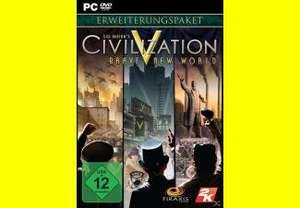 (PC) Sid Meier's Civilization V - Brave New World für 5€ @ MM Online