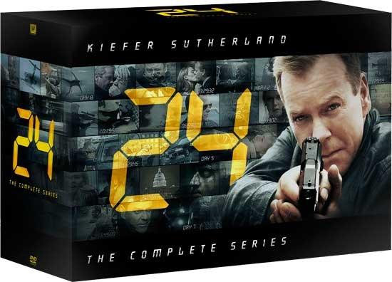 24 – Complete Box TV-Serie/Serien DVD für EUR 55 (ggf zzgl Versand 4,95)