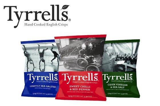 [Lokal?] Penny Halle (Saale): Tyrrells Chips für 1€ statt 1,99€ // +1,50€ Cashback bei scondoo -> 50cent Gewinn möglich