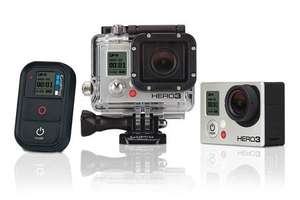 GoPro Hero3+ Black Edition Surf  319,00 [mit Qipu 294,87] @Groupon