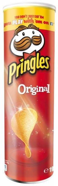 Pringles Original, 4er Pack (4 x 190 g !!!! ) - 1,447 Euro pro Dose