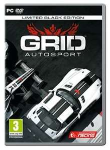 GRID Autosport Black Edition für 21,20€ (PC)