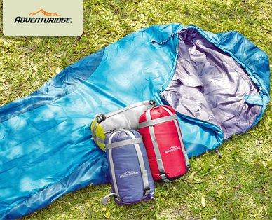 [Aldi Süd] Trekking Schlafsack (15 Euro) und Kopfkissen (5 Euro)