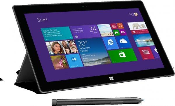 "Microsoft Surface Pro 2 (10,6"" FullHD, Core i5, 8 GB, 256 GB SSD,Wi-Fi, Windows 8.1) - nur 959€ inkl. VSK @eBay WOW"